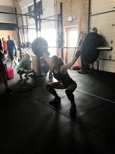 CrossFit Comp 2