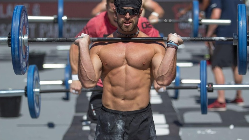 Rich Froning in Competition
