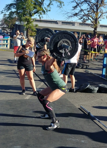 CrossFit Snatch