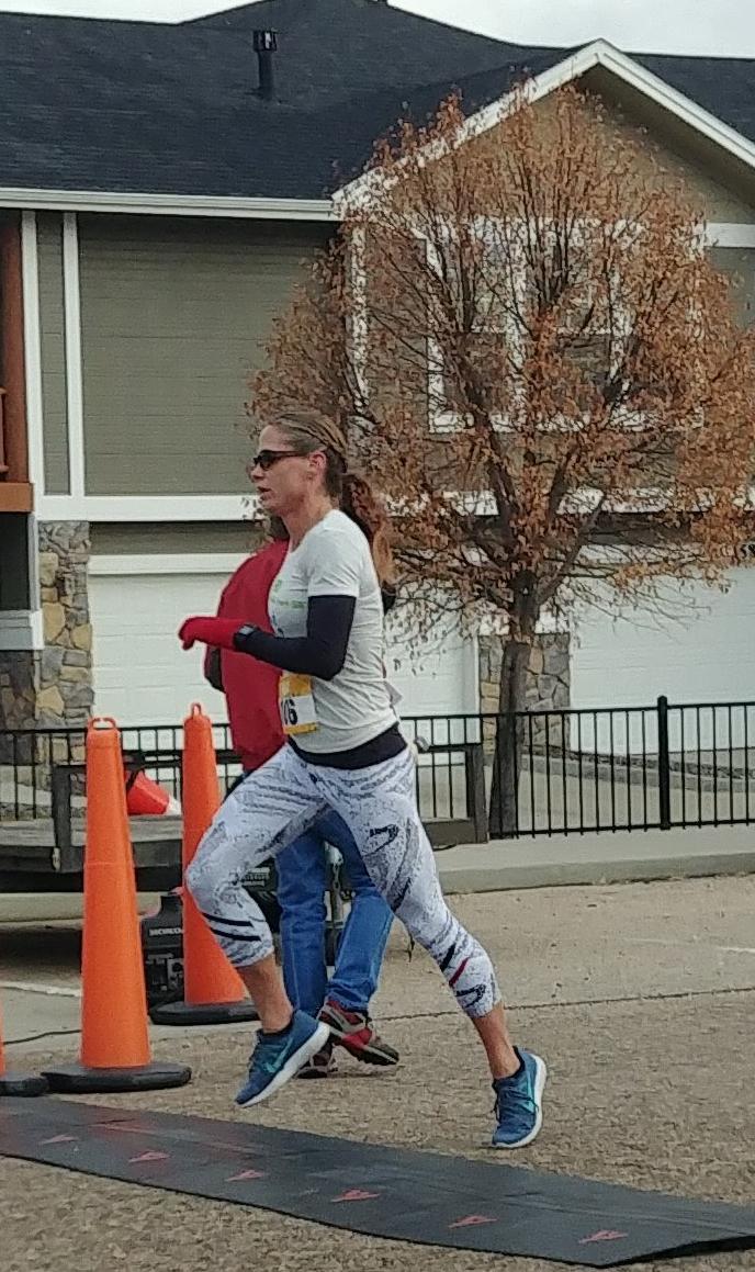 crossfit babes running 5k