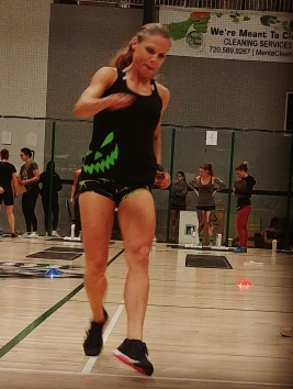 hot crossfit women at crossfit competition