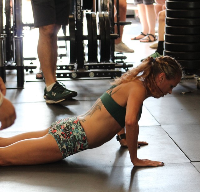 burpees crossfit competition crossfit DNR Fort Collins hot crossfit chicks