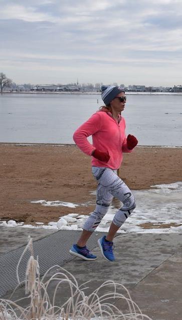 Santa Catch 5k run Windsor CO www.crossfitmomm.com