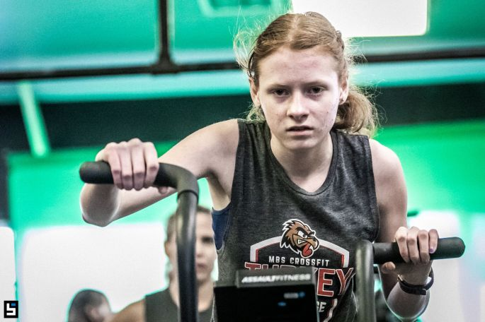 CrossFit Competition for Teens Denver