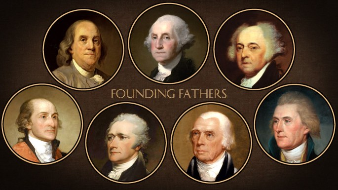 what founding fathers say about coronavirus