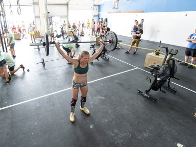 crossfit competition in castle rock colorado battle of the box